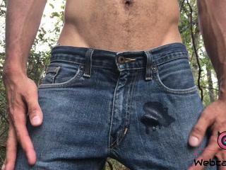 Cumming Through My Jeans (Cumpilation) (4K)